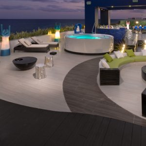 Luxury Mexico Holiday Packages Hard Rock Hotel Riviera Maya Rock Star Suite 4