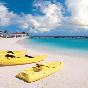 Luxury Mexico Holiday Packages Hard Rock Hotel Riviera Maya Kayaks On The Beach