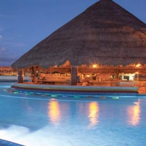 Luxury Mexico Holiday Packages Hard Rock Hotel Riviera Maya The Pool Bar