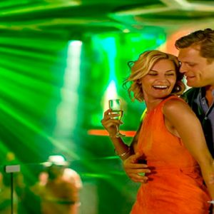 Luxury Mexico Holiday Packages Moon Palace Cancun Mexico Weddings Couple In A Club