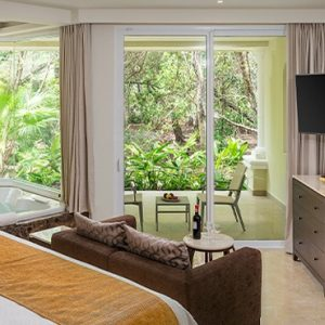 Luxury Mexico Holiday Packages Moon Palace Junior Suite Golf Course 2