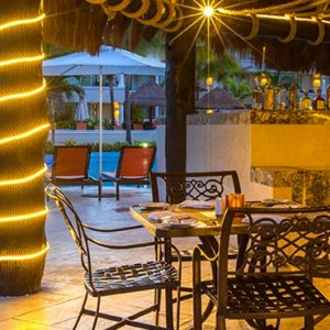 Luxury Mexico Holiday Packages Moon Palace Palapa Pelicanos