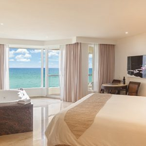 Luxury Mexico Holiday Packages Moon Palace Superior Deluxe Oceanfront