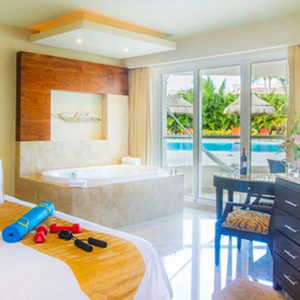 Luxury Mexico Holiday Packages Moon Palace Swim Up Suite