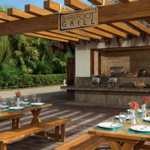 Luxury Mexico Holiday Packages Now Sapphire Riviera Cancun Barefoot Grill