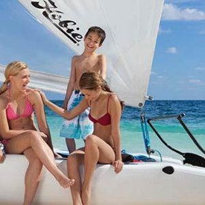 Luxury Mexico Holiday Packages Now Sapphire Riviera Cancun Hobie Cat