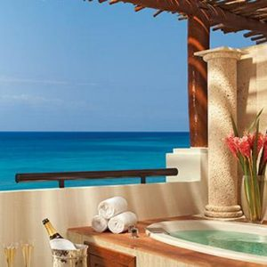 Luxury Mexico Holiday Packages Now Sapphire Riviera Cancun Jacuzzi Suite