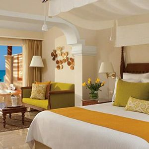 Luxury Mexico Holiday Packages Now Sapphire Riviera Cancun Preferred Club Junior Suite Ocean Front View