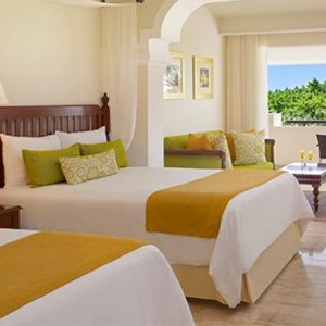 Luxury Mexico Holiday Packages Now Sapphire Riviera Cancun Preferred Club Junior Suite Tropical View 4