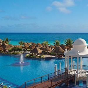 Luxury Mexico Holiday Packages Now Sapphire Riviera Cancun Main Pool