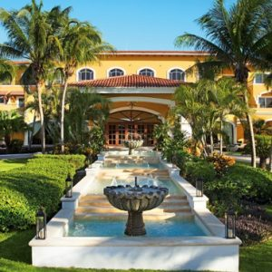 Luxury Mexico Holiday Packages Secrets Capri Riviera Cancun Exterior