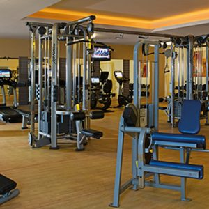 Luxury Mexico Holiday Packages Secrets Capri Riviera Cancun Gym