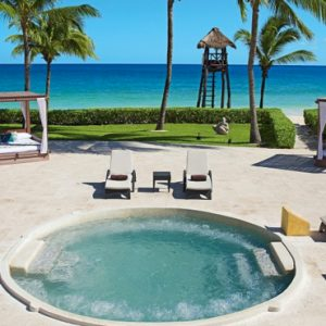 Luxury Mexico Holiday Packages Secrets Capri Riviera Cancun Jacuzzi