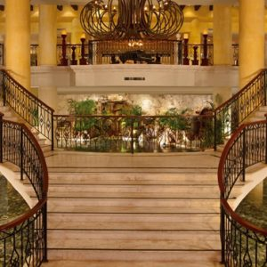Luxury Mexico Holiday Packages Secrets Capri Riviera Cancun Lobby