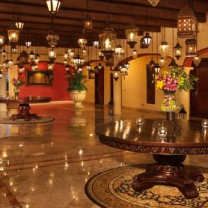 Luxury Mexico Holiday Packages Secrets Capri Riviera Cancun Lobby 2