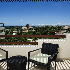 Luxury Mexico Holiday Packages Secrets Maroma Beach Riviera Cancun Junior Suite Partial Ocean View Balcony