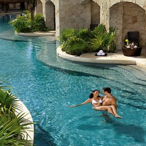 Luxury Mexico Holiday Packages Secrets Maroma Beach Riviera Cancun Junior Suite Swim Out Pool