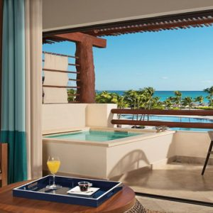 Luxury Mexico Holiday Packages Secrets Maroma Beach Riviera Cancun Secrets Maroma Beach Preferred Club Junior Suite Ocean View