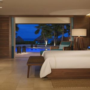 Luxury Mexico Holiday Packages Secrets Maroma Beach Riviera Cancun Secrets Maroma Beach Presidential Suite Swim Out1
