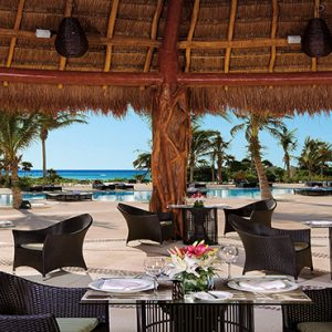 Luxury Mexico Holiday Packages Secrets Maroma Beach Seaside Grill