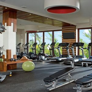 Luxury Mexico Holiday Packages Secrets Playa Mujeres Fitness