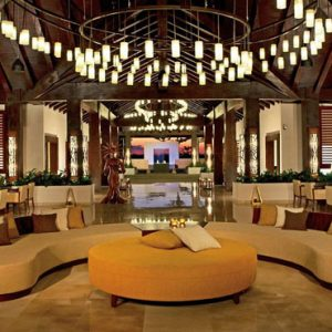 Luxury Mexico Holiday Packages Secrets Playa Mujeres Lobby
