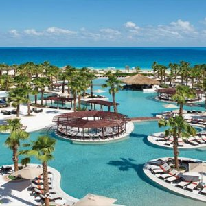Luxury Mexico Holiday Packages Secrets Playa Mujeres Pool