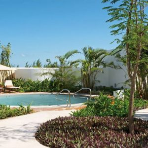 Luxury Mexico Holiday Packages Secrets Playa Mujeres Spa Jacuzzi