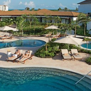 Luxury Mexico Holiday Packages Secrets Playa Mujeres Spa Pool Circuit