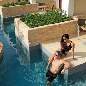 Luxury Mexico Holiday Packages Secrets Playa Mujeres Swimout Suites