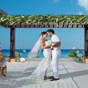 Luxury Mexico Holiday Packages Secrets Playa Mujeres Wedding Gazebo