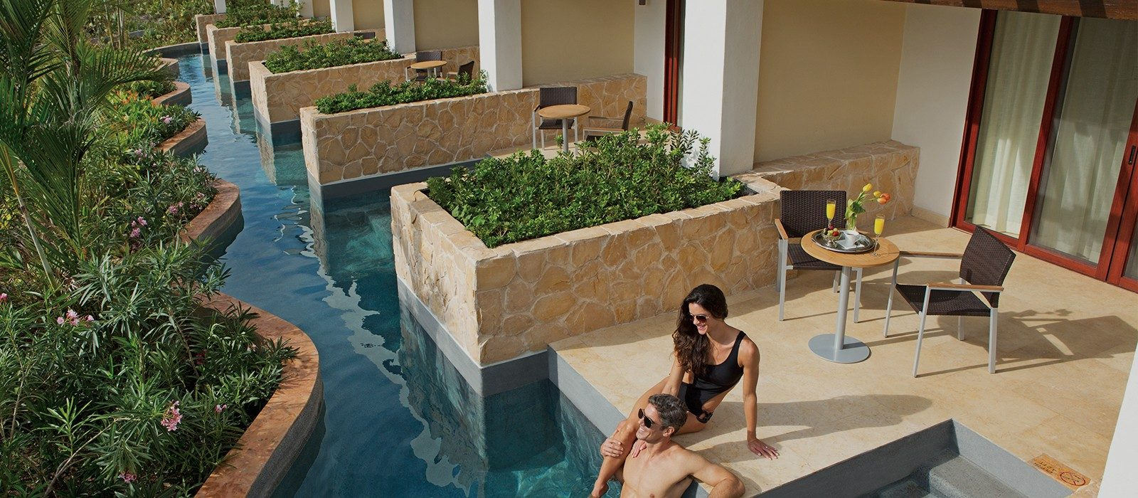 Luxury Mexico Holiday Packages Secrets Playa Mujeres Header