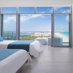 Luxury Mexico Holiday Packages Secrets The Vine Cancun Deluxe Ocean View1