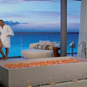 Luxury Mexico Holiday Packages Secrets The Vine Cancun Honeymoon Suite Ocean Front2