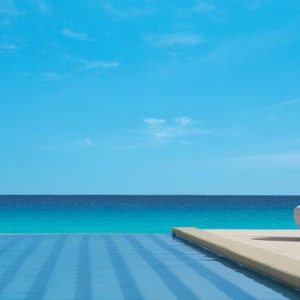 Luxury Mexico Holiday Packages Secrets The Vine Cancun Infinity Pool