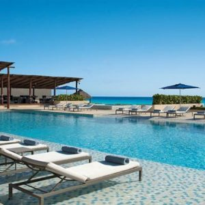 Luxury Mexico Holiday Packages Secrets The Vine Cancun Pool