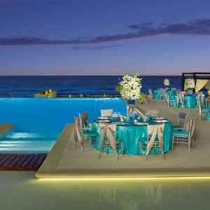 Luxury Mexico Holiday Packages Secrets The Vine Cancun Pool Lounge Party1