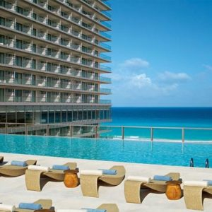 Luxury Mexico Holiday Packages Secrets The Vine Cancun Pool1