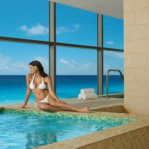 Luxury Mexico Holiday Packages Secrets The Vine Cancun Spa Jacuzzi