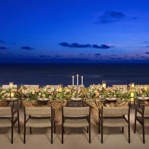 Luxury Mexico Holiday Packages Secrets The Vine Cancun Wedding Dining Reception