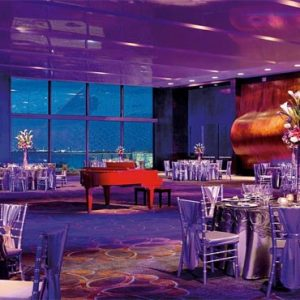 Luxury Mexico Holiday Packages Secrets The Vine Cancun Ballroom Setup