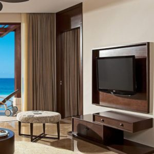 Luxury Mexico Holiday Packages Secrets Playa Mujeres Preferred Club Master Suite Ocean Front Private Pool1
