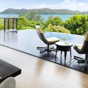 Luxury Seychelles Holidays Raffles Praslin Interior View 2