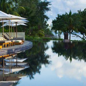 Luxury Seychelles Holidays Raffles Praslin Pool 2