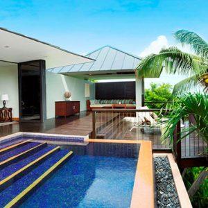 Luxury Seychelles Holidays Raffles Praslin Private Pool