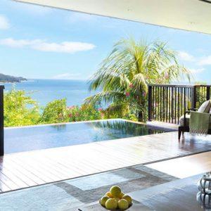 Luxury Seychelles Holidays Raffles Praslin Private Pool 2