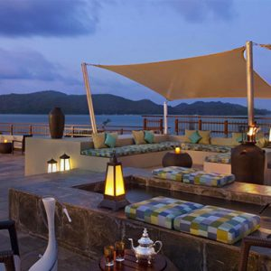 Luxury Seychelles Holidays Raffles Praslin Shisha