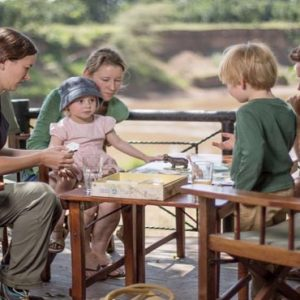 Luxury South Africa Holiday Packages Governors Camp, Kenya Family Dining
