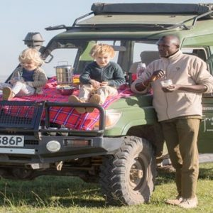 Luxury South Africa Holiday Packages Governors Camp, Kenya Family Safari