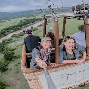 Luxury South Africa Holiday Packages Governors Camp, Kenya Hot Air Balloon